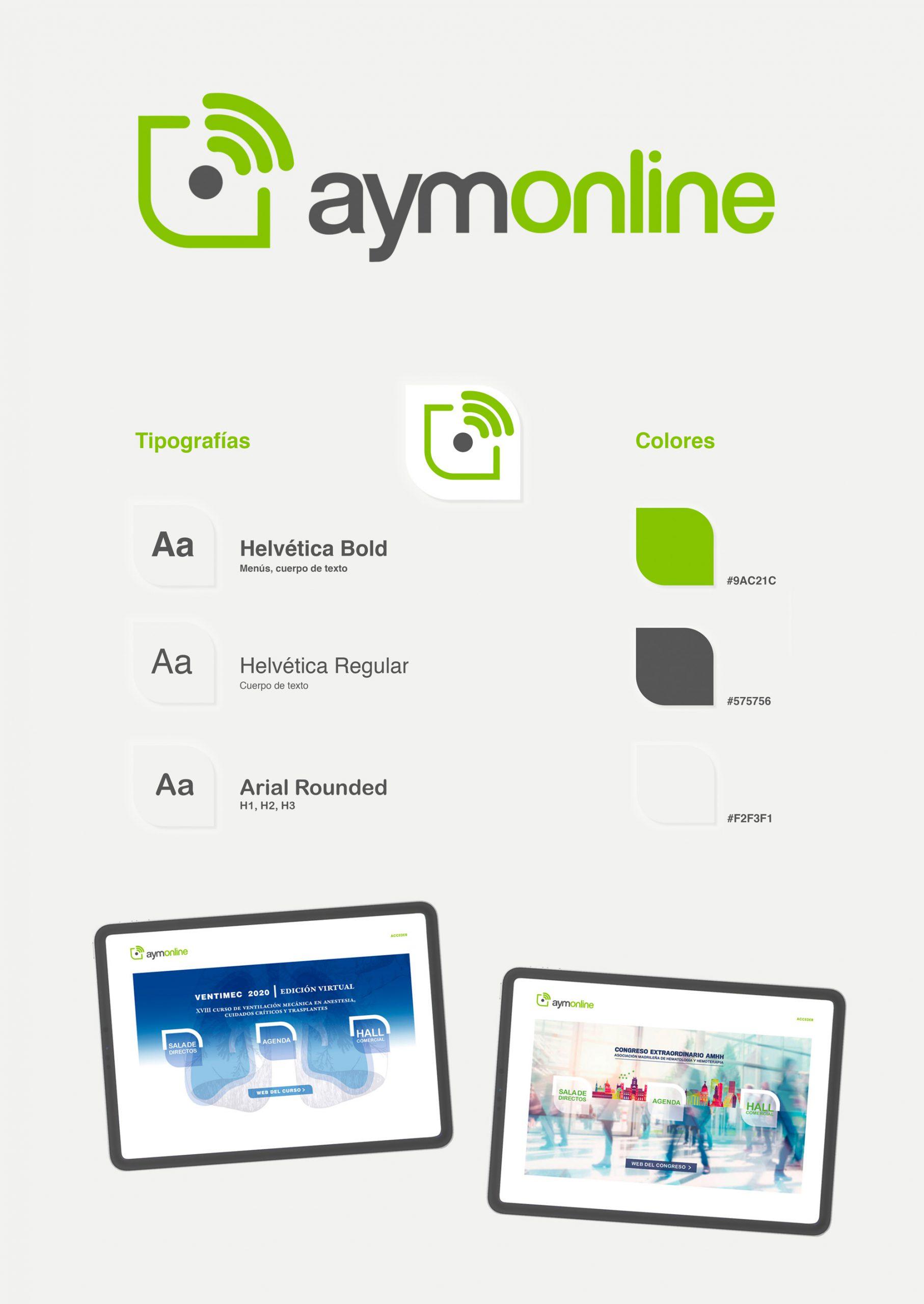 branding, aymonline, eventos médicos, congresos online
