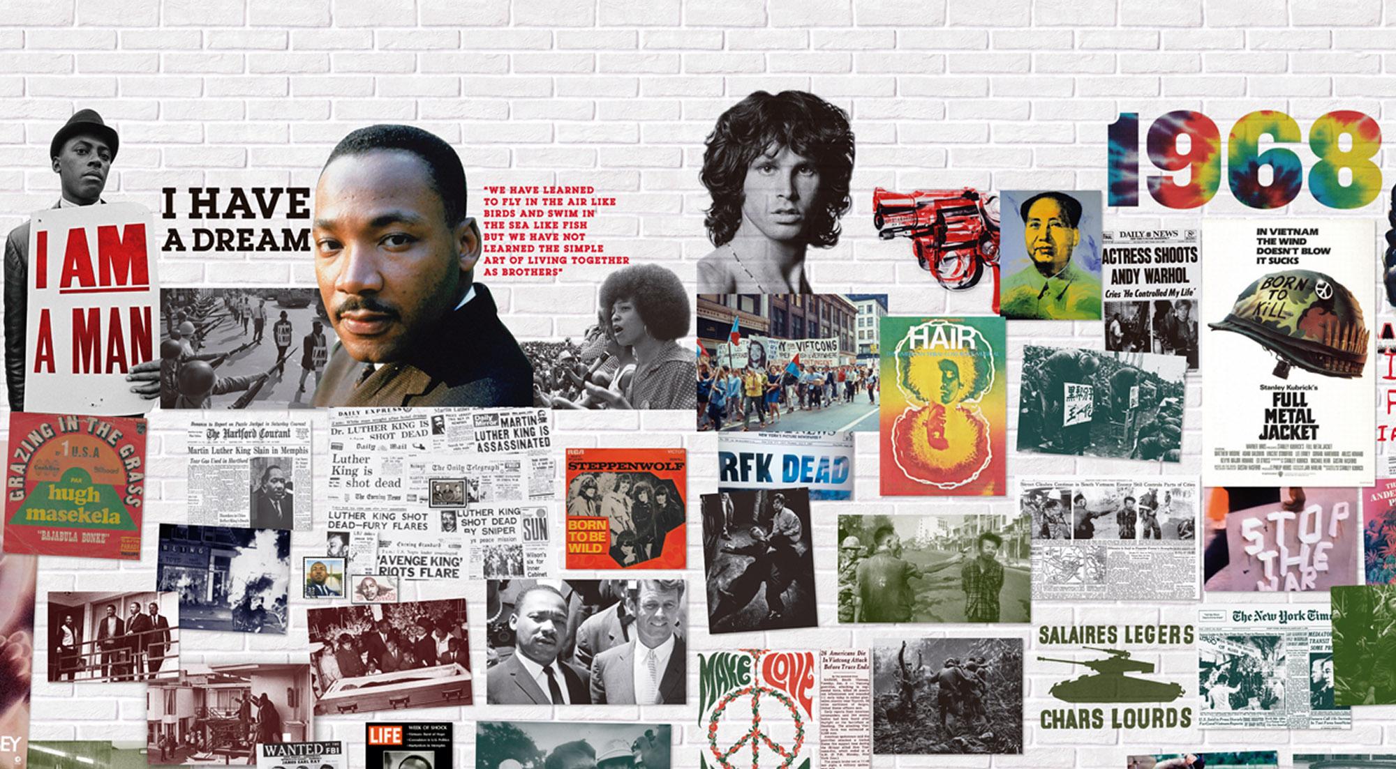museografia museo evolucion humana 1968