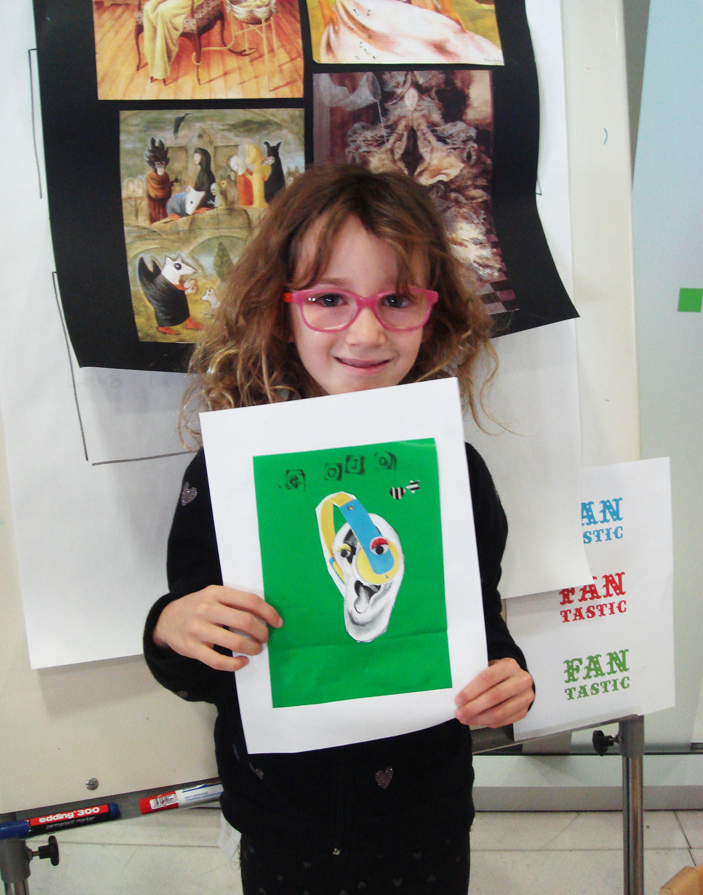 Curso niños fancine Susana Cid