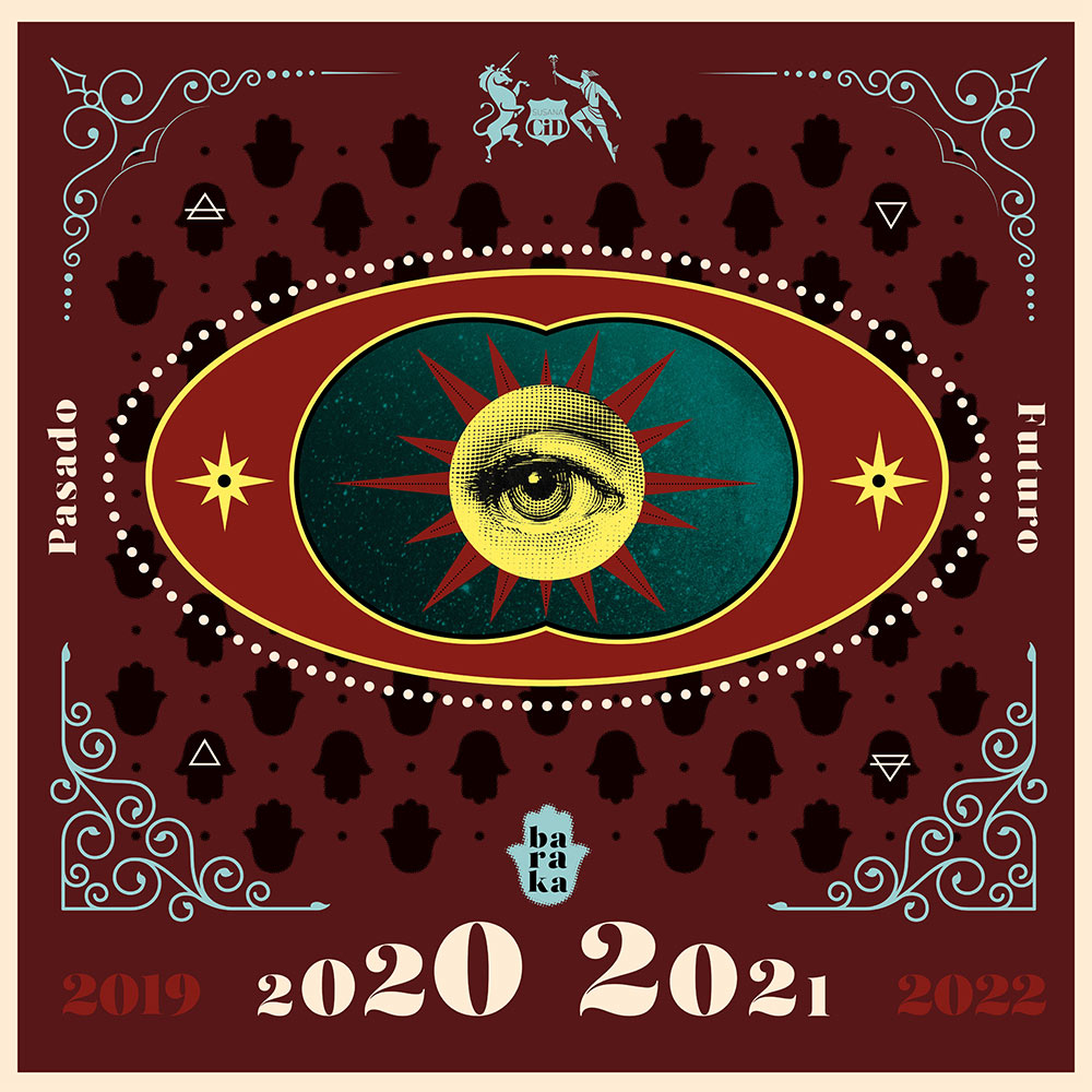 Amuleto de la buena suerte para 2021